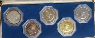 Franklin Mint Benjamin Franklin Collection