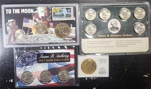 American Dollars Collections Susand B's & Ike's