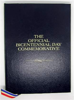1976 THE OFFICIAL BICENTENNIAL DAY