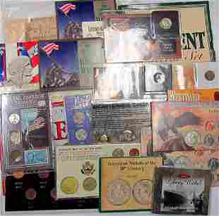 HUGE U.S. COIN COLLECTORS LOT - LOADED WITH SILVER