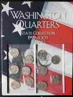 64-UNC STATEHOOD WASHINGTON QUARTERS