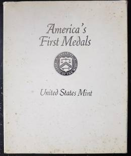 AMERICA'S FIRST MEDALS UNITED STATES MINT (11)