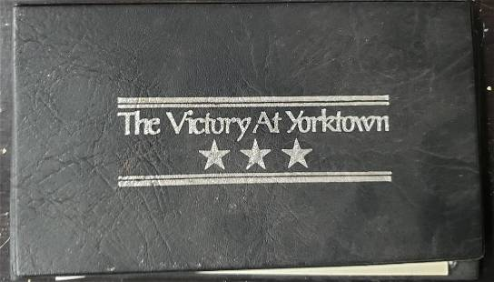 1981 VICTORY AT YORKTOWN FIRST DAY ISSUE