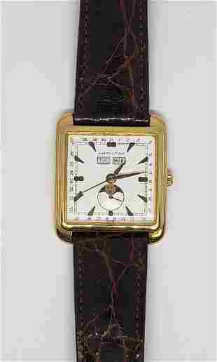 HAMILTON Men's Quartz Watch