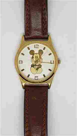 DISNEY TIME WORKS MICKEY MOUSE MENS