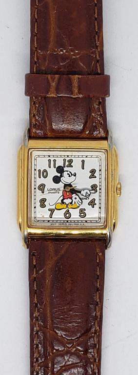 MENS TIMEX DISNEY MICKEY MOUSE