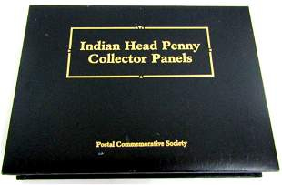 POSTAL COMMEMORATIVE SOCIETY INDIAN HEAD