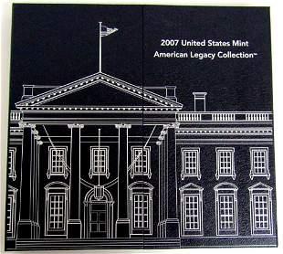 2007 U.S. AMREICAN LEGACY COLLECTION