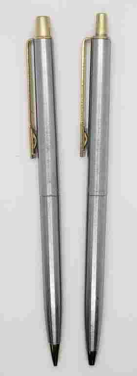Vintage Ladies Paper Mate Pen & Pencil Set