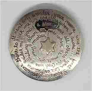 Margie Lombard Story Pin 2004