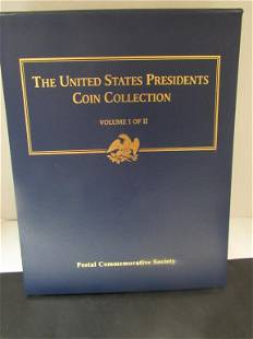 PCS Stamps & Coins U.S. PRESIDENTS COINAGE
