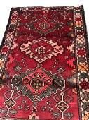 Persian hamadan 149 Antique style rug wool pile