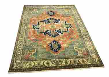 Persian Serapi D113 carpet rug wool