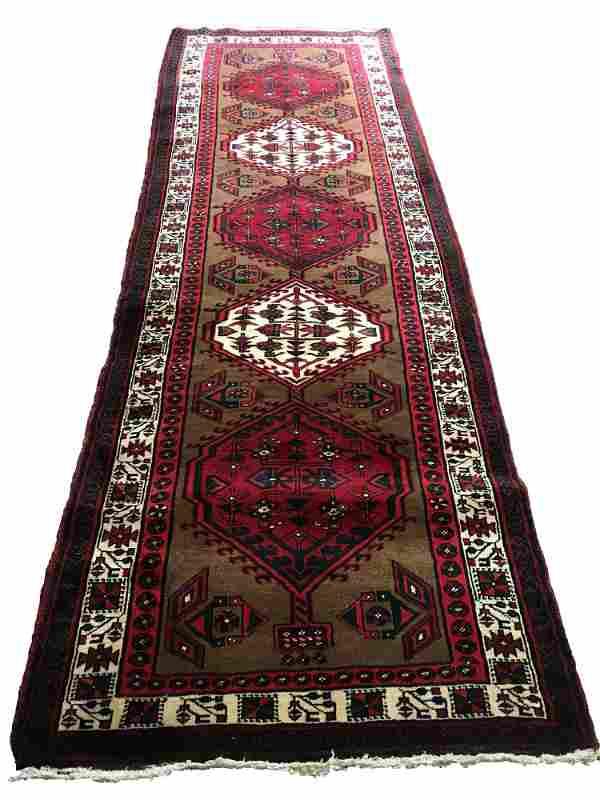 Persian tabriz ER144 style rug wool pile