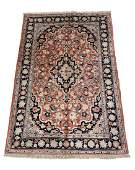 Persian Bijar 321 style rug wool pile hand knotted