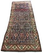 Persian Bijar 464a style rug wool pile hand knotted