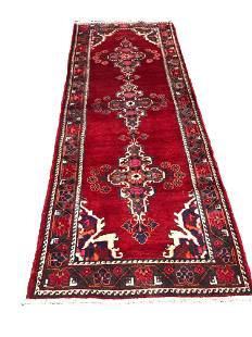 Persian saruq 47183 rug wool pile hand knotted