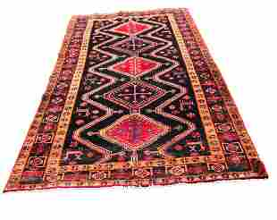 Persian kolia 6633 style rug wool pile hand knotted