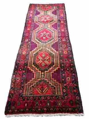 Persian serapi 431 style rug wool pile vintage style