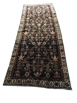 Persian tabriz 794a style rug wool pile hand knotted