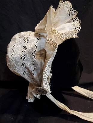 Vintage Lace Bonnet Union County, NJ