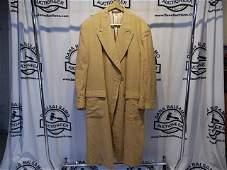Vintage Mens Wool Brooks Bros Coat