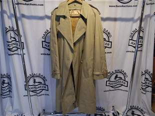 Brooks Brothers Mens Trench coat