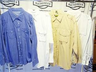 4 Mens Shirts Size XL