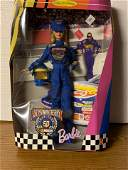 NASCAR 50th Anniversary Barbie Collector Edition 1998