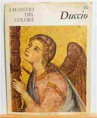 Duccio di Buoninsegna color plates