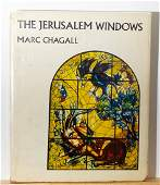 The Jerusalem Windows Marc Chagall