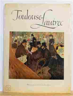 Henri de Toulouse-Lautrec color prints