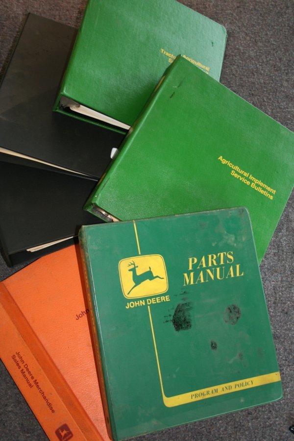 30: John Deere Sales Manual
