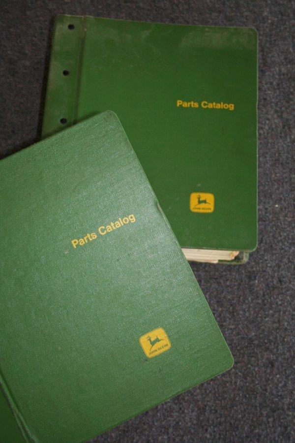 32: John Deere Parts Catalog