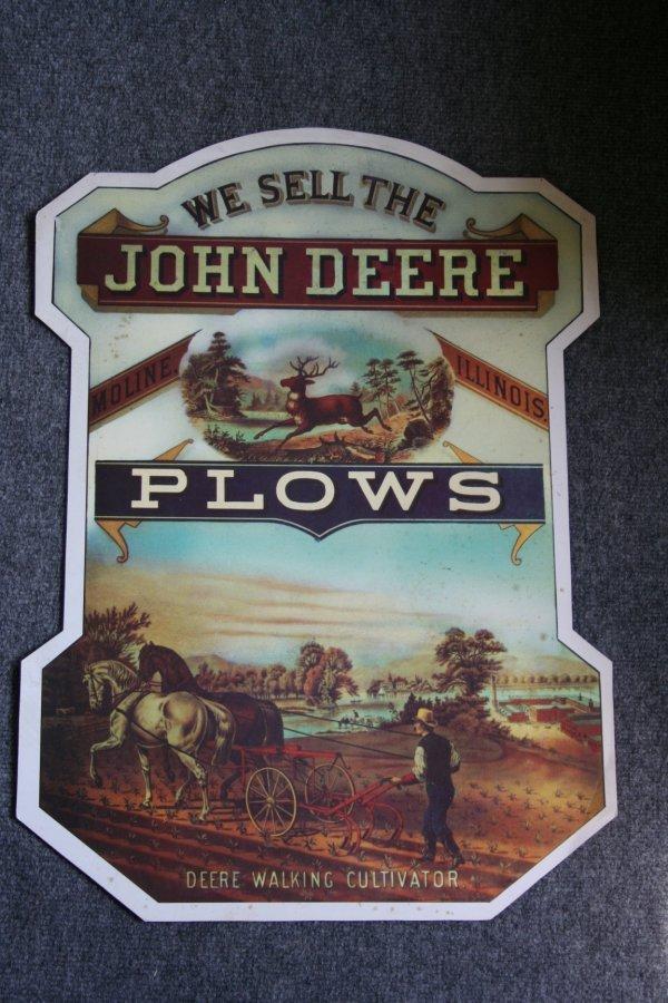37: John Deere Poster