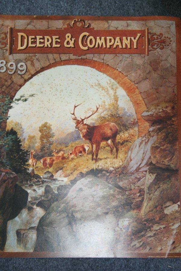 39: John Deere Poster