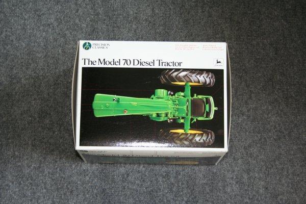 42: John Deere Model Tractor