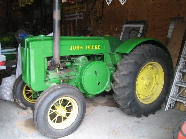 417: John Deere Styled D