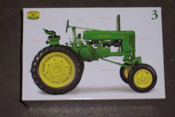 4719: John Deere G Hi-Crop Precision