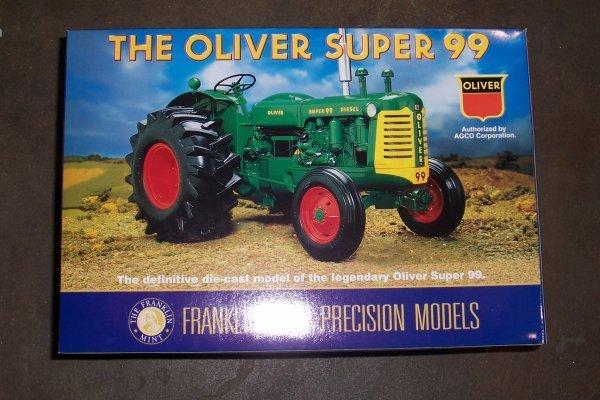 4721: Oliver 99 Precision
