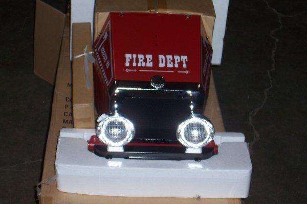 4728: Pedal Firetruck