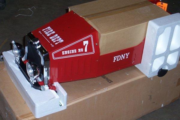 4728: Pedal Firetruck - 2