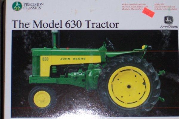 4750: John Deere 630 Precision New In Box