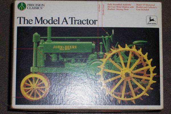 4752: John Deere A Precision New In Box