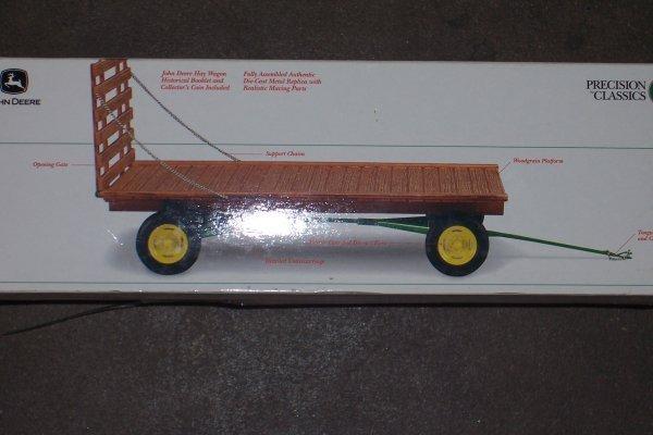 4755: John Deere Haywagon Precision New In Box