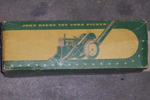 4826: John Deere 2 Row Picker New In Box