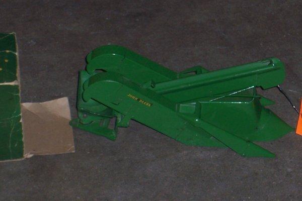4826: John Deere 2 Row Picker New In Box - 2