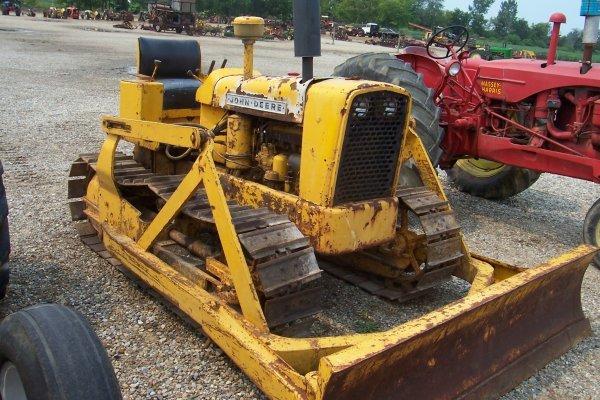 11365: John Deere 1010 Crawler #18348