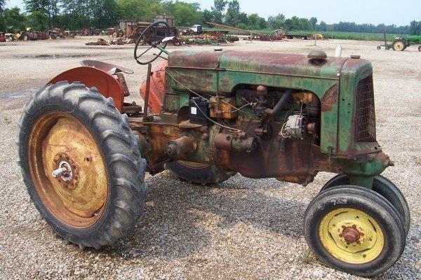 14942: Minneapolis Moline R Tractor #103417