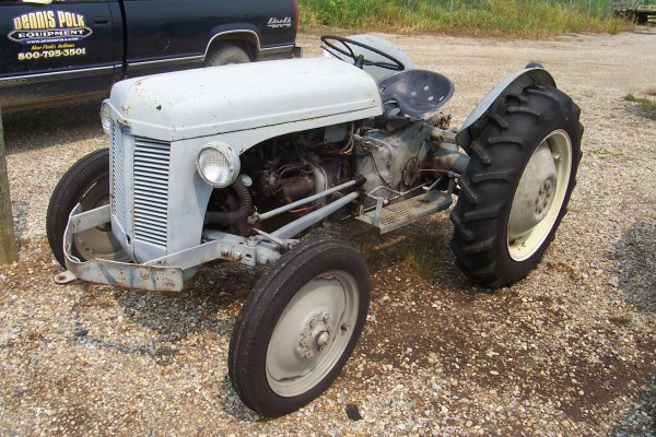 15118: Ferguson T030 Tractor #51766